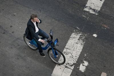 Почему велосипеды из проката реже попадают в аварии