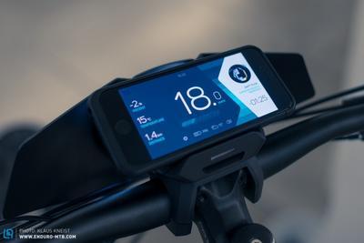 iCradle-будущее в управлении велосипедом.