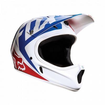 Fox Racing Rampage Race Helmet