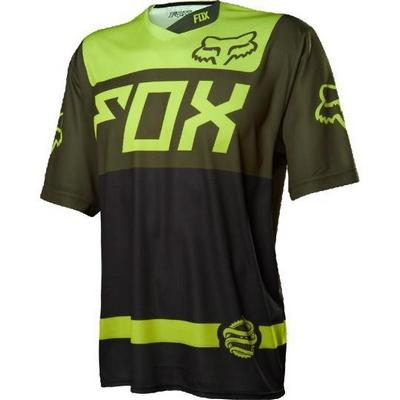 Fox Demo s/s Jersey fatigue green
