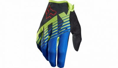 Fox Demo Savant Glove Blue