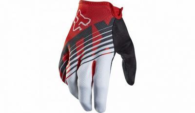 Fox Demo Savant Glove Red