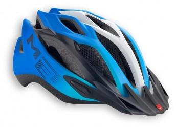 Шлем MET CROSSOVER синий