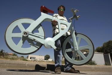 Велосипеды для ВЕЛИКАНОВ уже в продаже