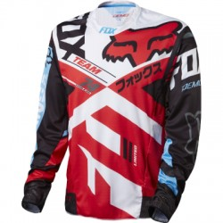 FOX Demo LS Jersey
