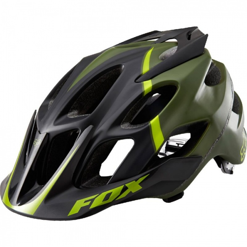 Fox Flux MTB Helmet  Amazoncom
